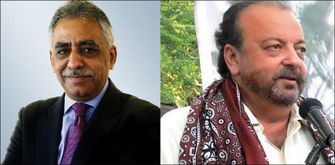 Siraj Durrani becomes caretaker governor Sindh after Zubair's resignation approved